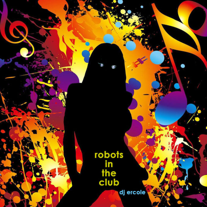 robots in the club